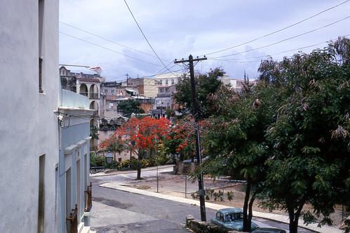Unknown street in Old San Juan