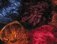 silk dyeing
