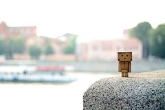 new walk http://danboard.ru/ (0905ru) Tags: robot box cyborg ltd amazoncojp boxman revoltech danboard