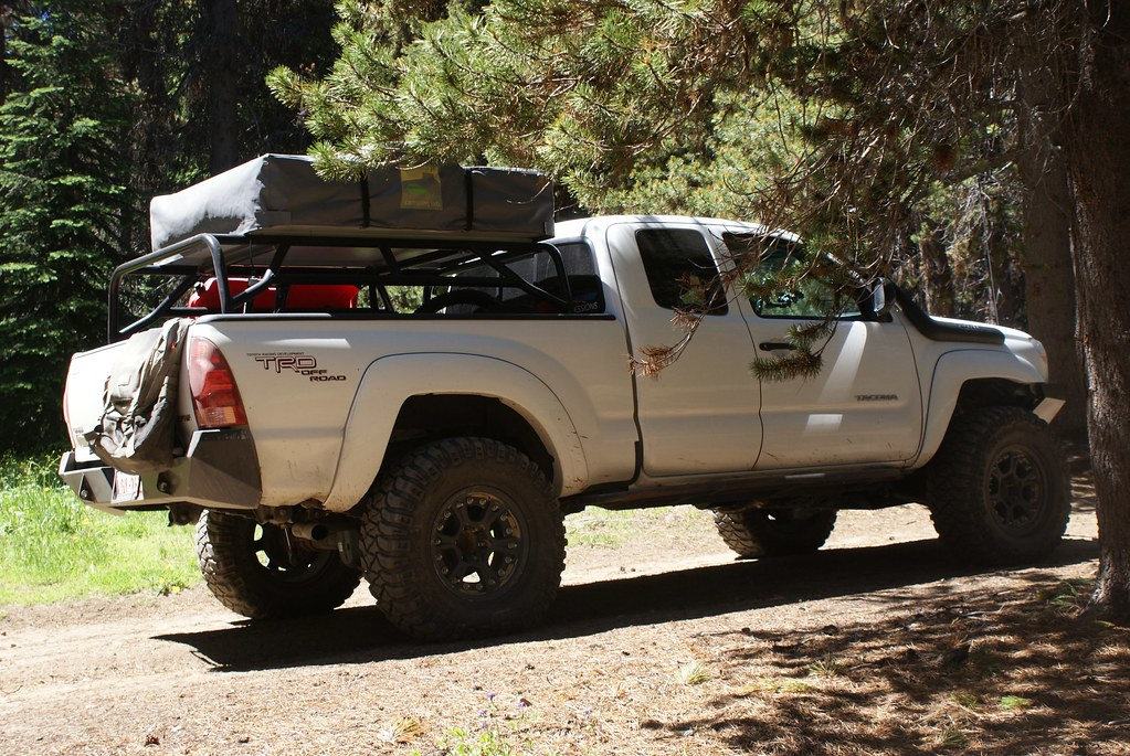& 05+ Tacoma DC SB Bed Racks?? - Expedition Portal