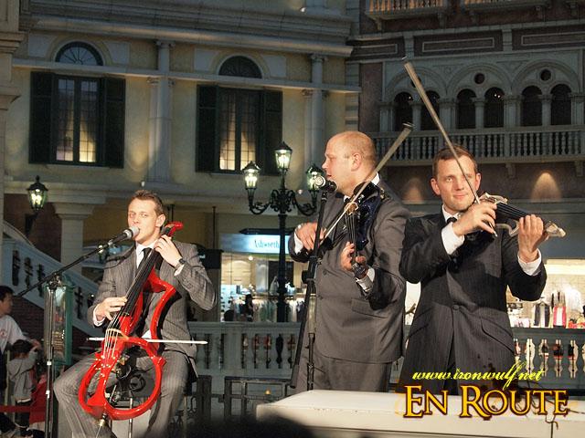Venetien Performers