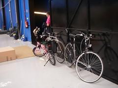 Bicicletas na SIC