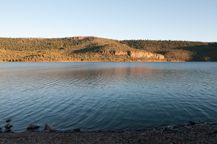 Ochoco Reservoir Outside Bend, OR