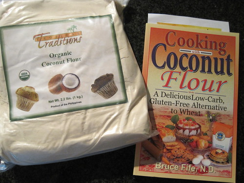 Coconut Flour and Cooking with Coconut Flour
