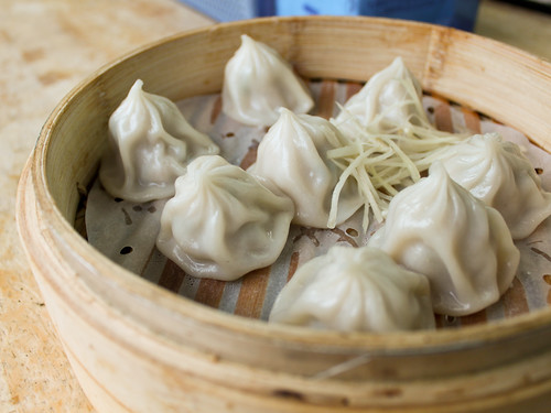 小籠包 soup dumplings
