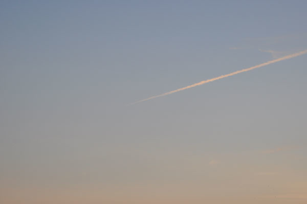 A contrail
