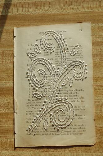 white on paper #3