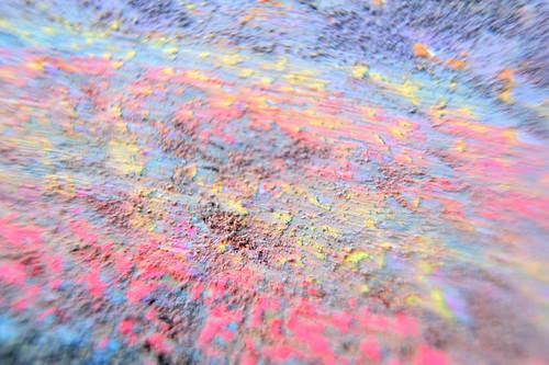 Bray Driveway Chalk Art