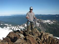 David on Mt Olympus