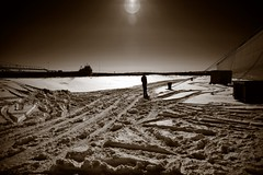 snow solitude (Studiobaker) Tags: winter snow cold up lines minnesota silhouette harbor boat frozen solitude alone ship glow tracks trails surreal tire rope storage line h figure lone below ropes unreal tied frigid solitary lakers ore zero mn duluth edwin kirk laker laid gott moored browntone studiobaker