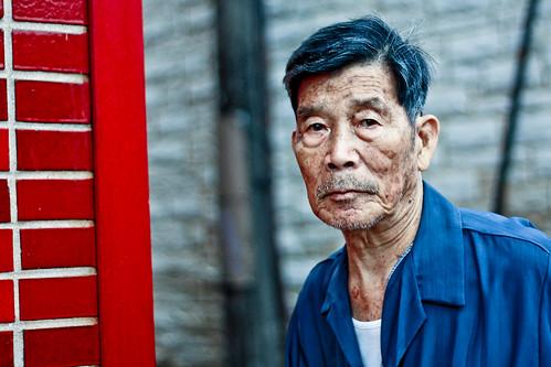 Chinatown Resident
