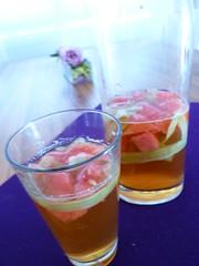 Melonen Pimms