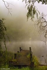 The Jetty (5) (Shuggie!!) Tags: mist water fog landscape scotland view williams jetty vista karl trossachs hdr lochard explored saariysqualitypictures karlwilliams selectbestexcellence sbfmasterpiece