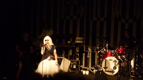 Blondie at Nokia Theater