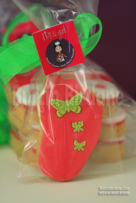 Baby Shower Cookie 6