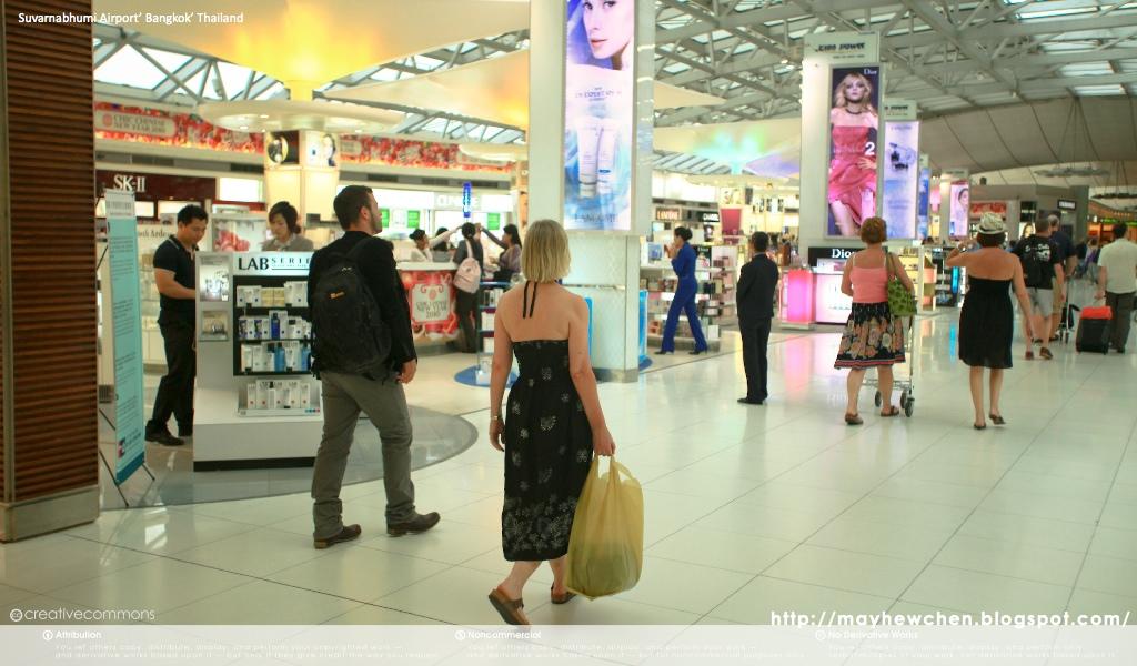 Suvarnabhumi Airport 15