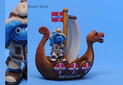 23/Norway (SanforaQ8) Tags: camera blue norway lens photo nikon no cartoon picture free photographers pic kuwait smurf kw 2010 q8 106mm sanfor d3s sanfora nadamarafie nstudiolivecom wwwnstudiocomkw 66383666