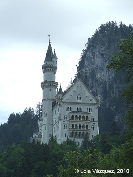 Castillo de Neuschwanstein © Lola Vázquez