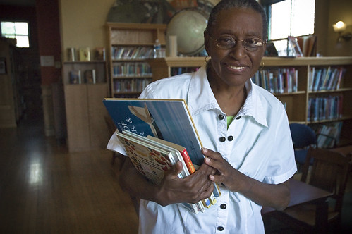 VLP Librarian Ms. Delores