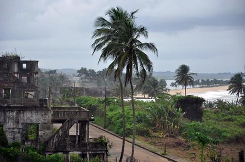 Harper: Liberia