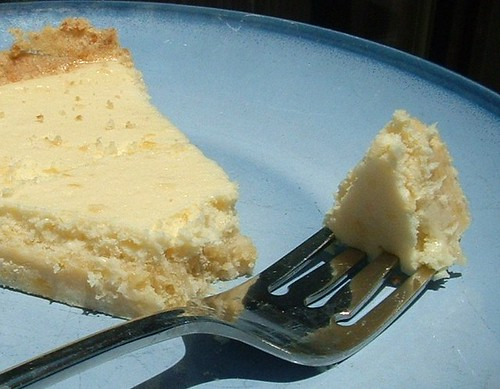 Lemon Tassie Pie
