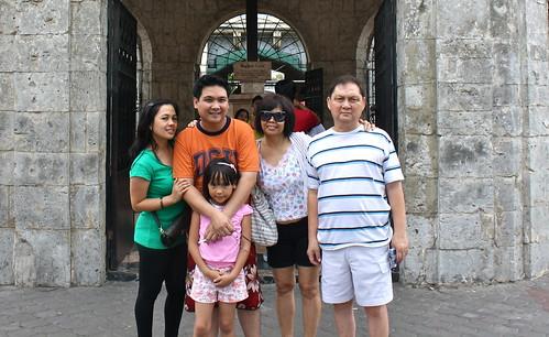 Family Trip to Cebu