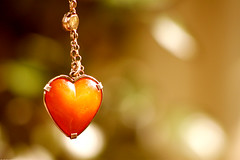 loving you (hedvigs) Tags: necklace heart warmcolors amberheartnecklacewarmcolors
