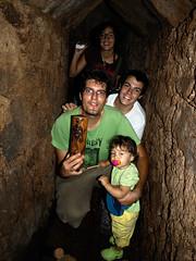 Cache GC2E5BN (Andr Iannucci) Tags: portugal familia geocaching sintra olympus minewater acaros minadeagua andreiannucci