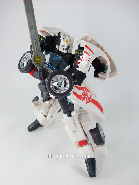 Transformers Drift Generations Deluxe - modo robot