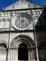 Cognac - Eglise St Léger (PatMargat) Tags: france church french cognac francia eglise charente artroman egliseromane eglisestléger