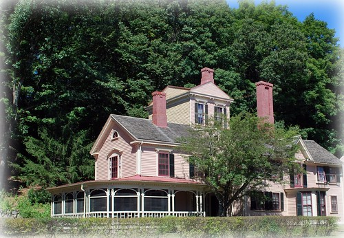 Nathaniel Hawthorne's Concord Home