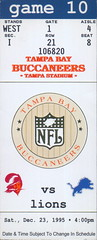 football ticket detroitlions tampabaybuccaneers