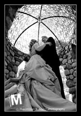 stone gazebo (Maximilian B. Nucci photography) Tags: castle groom bride spring boda marriage romance dresses tux matrimonio fairytalewedding bridaleditorial