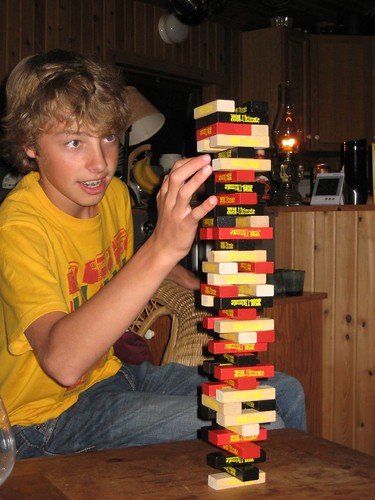 Jenga concentration