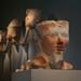 Head from an Osiride Statue