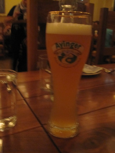 German beer at Pblican
