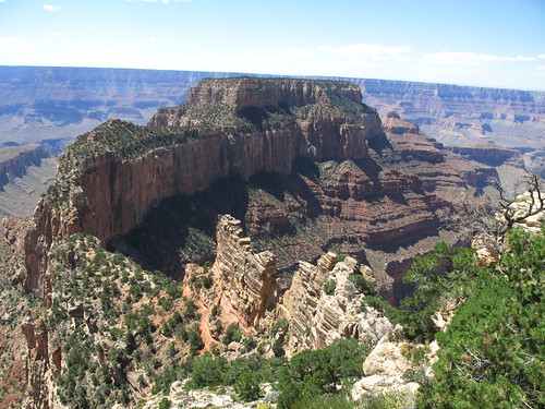 View from Cape Royal - Grand Canyon North Rim