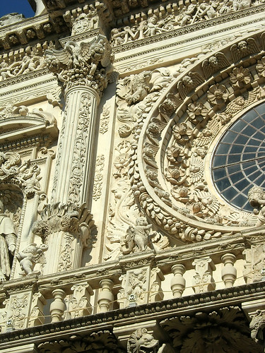 Il barocco di Santa Croce a Lecce
