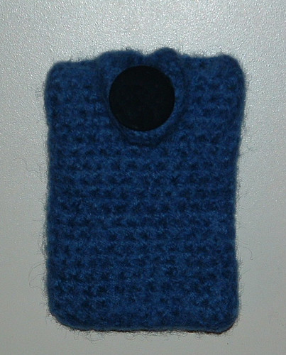 Boa Cell Phone Holder Free Crochet Pattern