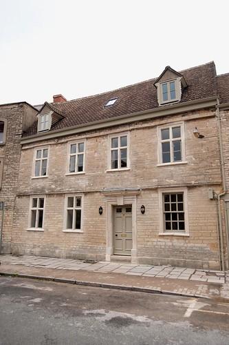 The former White Lion Inn