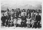 Uchida Family Three Generations at Manzanar