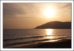 Marina di Carrara Sunset (teo1978) Tags: sunset sea marina evening seaside nikon tramonto mare liguria d200 nikkor sole 18200 vr carrara sera palmaria spezia massacarrara montemarcello