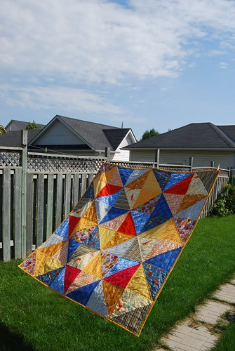 Pam's quilt--beauty shot