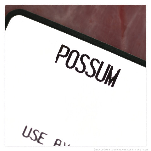 possum© by Haalo
