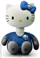 Hello Kitty Mr Fantastic
