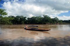 (juras77) Tags: mexico chiapas motorboat messico fronteracorozal usumacintariver