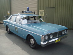 1971 Ford XY Falcon 500 - NSW Police