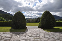 View from Muckross House entrance (Marcus Meissner) Tags: house bestof marcus august irland muckross september reise 2010 studiosus meissner