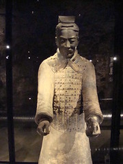 Terracotta Warriors in Stockholm (radiowood) Tags: china sweden terracotta qindynasty museumoffareasternantiquities eastasianmuseum