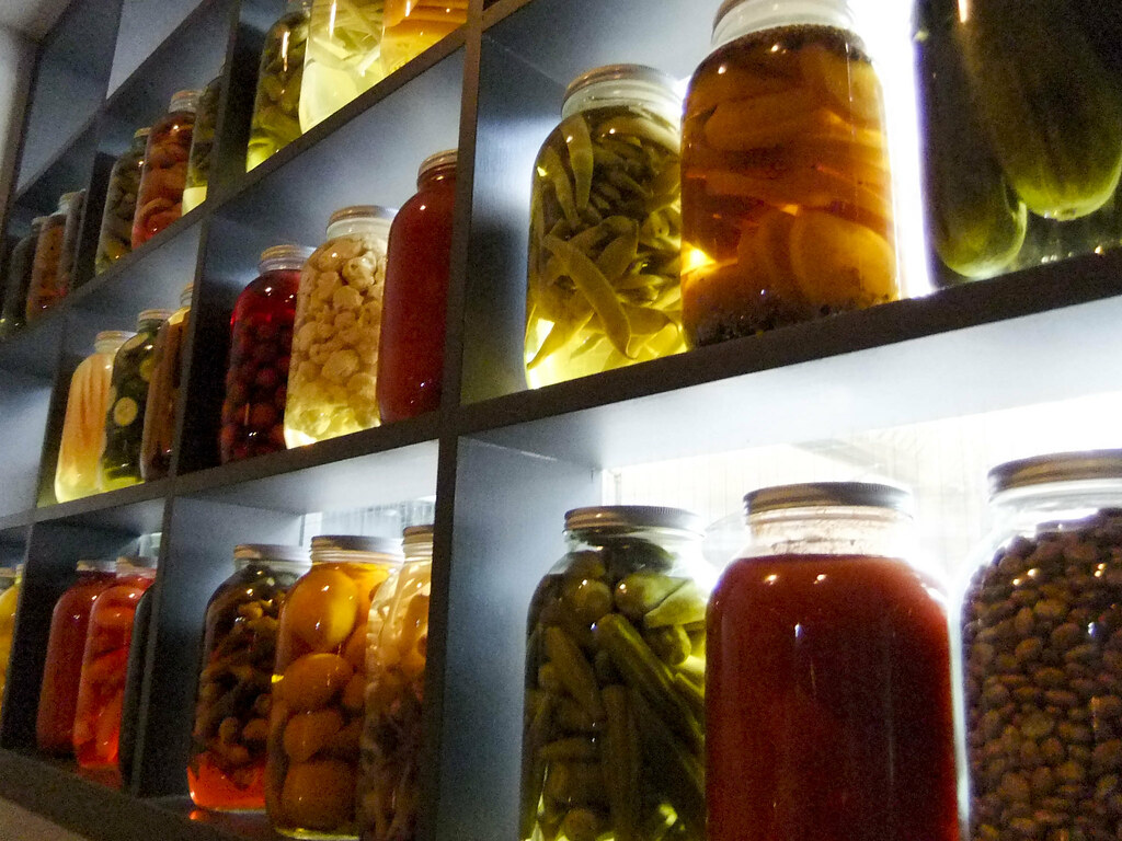 Wall of Pickles, Seersucker